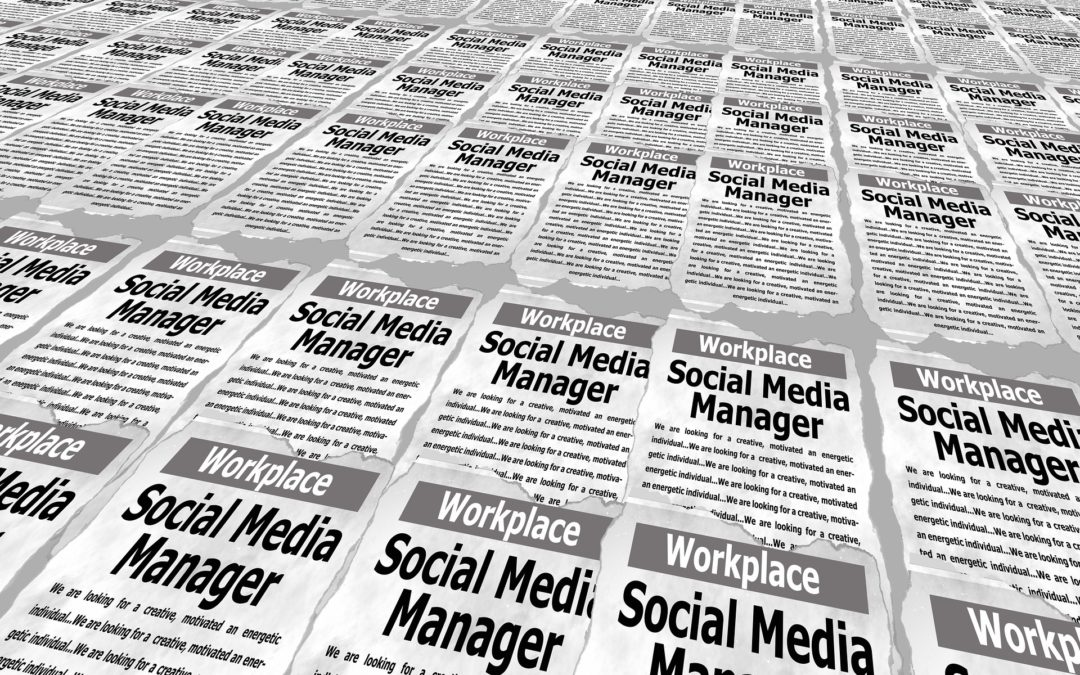 Managing Social Media Yourself