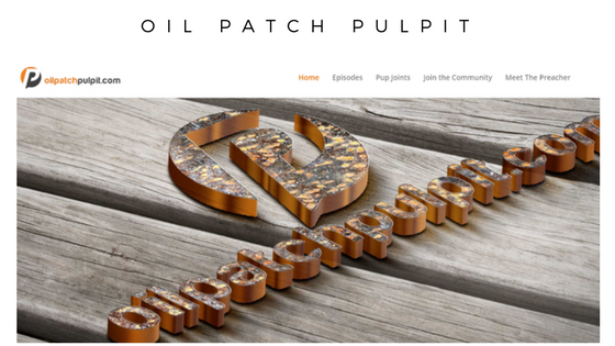 Oil Patch Pulpit