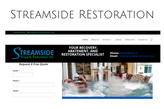Streamside Restoration