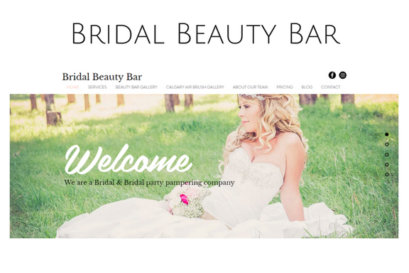 Bridal Beauty Bar